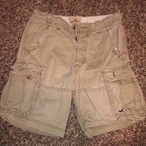 Men's Hollister shorts